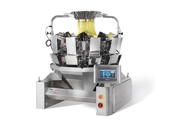 SS304 Granules Multihead 14 Head Combination Weigher