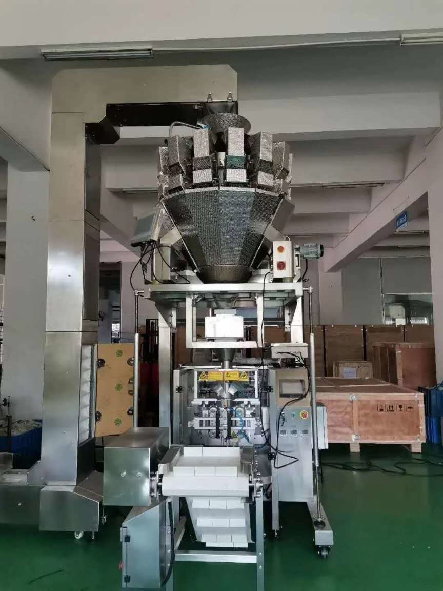 Multi-function Automatic Pouch Snacks Packaging Machine